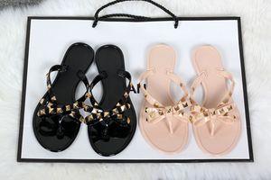 donne Scuff tacco altalena scarpe casual scarpe da spiaggia pantofole sandali design per ragazza spedizione gratuita