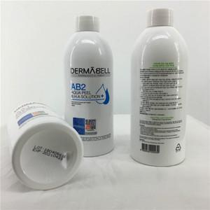 2018 Nouvelle arrivée !!! AA1 + AB2 + AM3 Aqua solution peeling 400 ml par flacon sérum aqua facial sérum hydra facial pour peaux normales