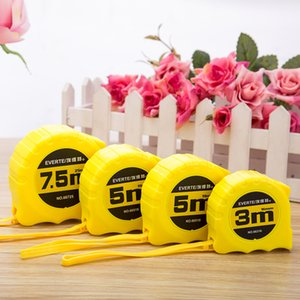 1pc Tapeline Tape Measures Double Side Acciaio Measuring Tape Measure Tools Misure di nastro