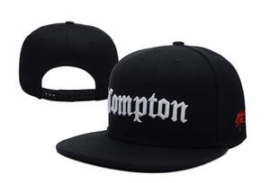 Новая мода SSUR Compton Snapback шляпы стартер Compton мужчин и женщин эксклюзивные регулируемые бейсболки хип-хоп BBOY Уличная танцовщица капитализацией