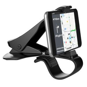Universal Auto Armaturenbrett Halter stehen hud Design Clip Smartphone Autohalter Handy Zubehör Handy Stand