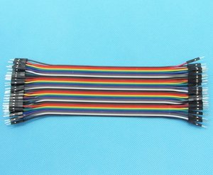 Dupont Line 1P-1P Male to Male Dupont Cable 22cm Solderless Flexible Breadboard Jumper wires Cable