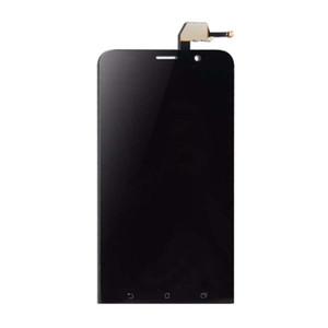 شاشة عرض LCD محول الأرقام ل 5.5 بوصة ASUS Zenfone 2 ZE551ML الجمعية لا الإطار استبدال الأسود