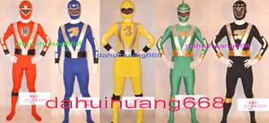 Nouveau 5 Couleur Lycra Spandex Costume Superhero Costume Catsuit Costumes Unisexe Super Hero Costumes Cosplay Outfit Unisexe Costumes De Body DH138