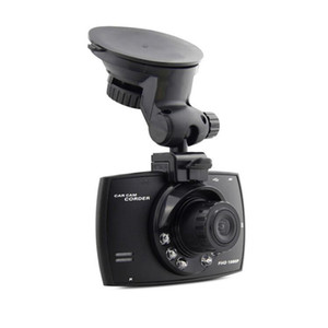 "Brand New G30 2.4 ""Full HD 1080P Car Camera DVR DVR Dash Camera Video Recorder con visione notturna / Drop Shippping"