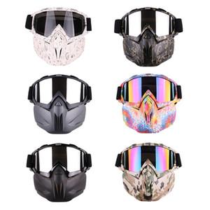 Erkekler Kadınlar Kayak Snowboard Kar Araci Gözlük Maske Kar Kış Kayak Kayak Gözlük Motocross Güneş Gözlüğü