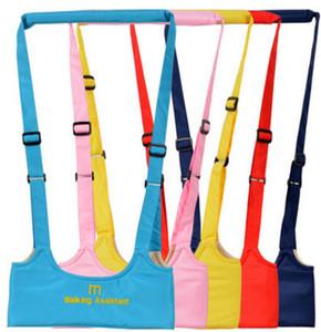 Walking Assistand Safe Walking Belt Toddler Adjustable Harness Keeper Strap Belt Baby Learning Walking In 6-24Months DHL Ship HH7-1287