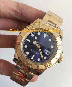 Роскошные часы новый 4 стиль 16628 18 к желтое золото 40 мм автоматический модный бренд мужские часы Наручные часы