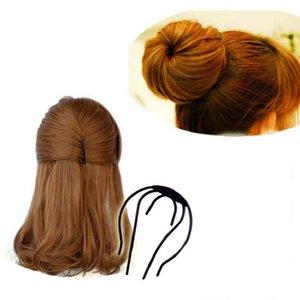 fermaglio per capelli mollette forcine fermacapelli fascia per capelli per donna Accessori per capelli per capelli copricapo per borsellino nero