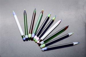 Воск Dabber стекло инструмент масло карандаш Dabber для воска Рог курительные трубки цветные симпатичные 5 дюймов курительные инструменты