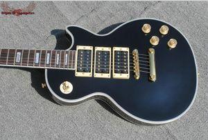 Black Beauty electric guitar Custom shop Black beauty Electric Guitar 3 пикап Оптовая продажа гитар из Китая