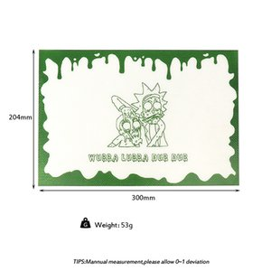 1pcs / lot nonstick 실리콘 유리 섬유 실리콘 매트 주방 실리콘 베이킹 매트 실리콘 패드 dab 왁스 기화기 오일 매트