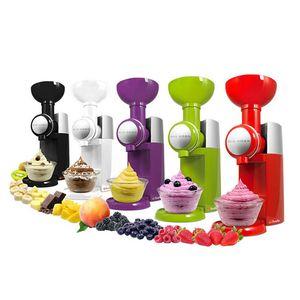 Big Boss Swirlio Frozen Fruit Dessert Maker Macchina per gelato alla frutta o elettrico Ice Cream Maker 110V-240V