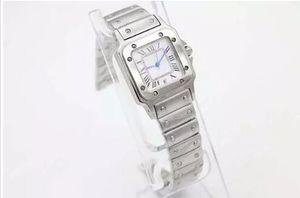 Luxury Ladies Quartz Watch 스테인레스 스틸 여성 시계 071 여성 시계 시계 여성 시계 실버 스트랩 크리스마스 선물 무료 배송