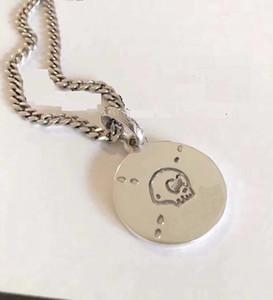 Призрак Таро ожерелье S925 стерлингового серебра ожерелье кулон женский Европа и Америка новый стерлингового серебра ювелирные изделия завод Оптовая для женщин
