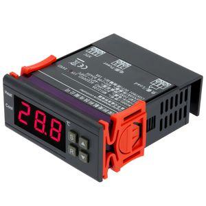 10A 12V Digital Temperature Controller thermal regulator Thermocouple with Sensor Temperature Instruments -40~120 Celsius Degree