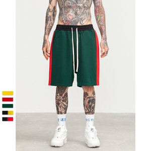 SNAP STRAP Herren Designer Kurze Seitenstreifen Zu Skateboard Shorts Bieber Artmens Street Mode Kleidung Relaxed Jogginghose