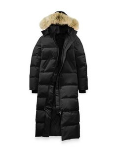 2019 Women's Down Parkas Goose Mystique Parka da donna Slim Fashion Down Jacket 90% Piumino in piuma d'oca bianca traspirante
