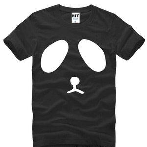 Japão Kung Fu Panda Dos Desenhos Animados Anime Impresso T Shirt Dos Homens de Verão Estilo de Manga Curta O-pescoço de Algodão T-Shirt dos homens Moive Fãs Camiseta