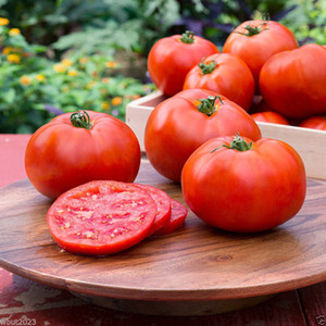 Semillas de tomate vegetales orgánicos, 50 semillas / paquete, Sabroso sabor rico Tomate A12