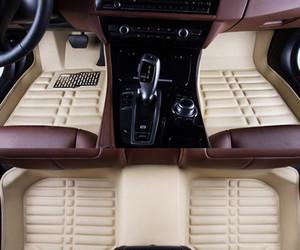 Nissan Rogue 2008-2017 Araç Paspaslar Liner Ön Arka halı Mat FLY5D İçin