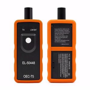 EL50448 Sensor de Monitor de Presión de Neumático Automático OEC-T5 EL 50448 Para GM / Opel TPMS Reset Tool EL-50448 Electrónico