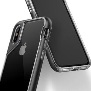 Модный чехол для телефона IphoneX, Iphone 7, iphone8, Iphone 7PLUS / 8PLUS, TPU + PC Материал, удобное ощущение