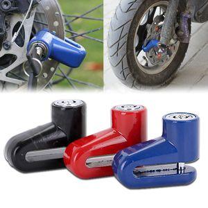 Neue Schwere Motorrad Moped Roller Scheibenbremse Rotor Schloss Sicherheit diebstahl Motorrad Zubehör Diebstahlschutz