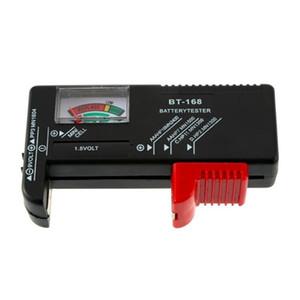 BT-168 العالمي زر البطارية مدقق تستر خلية متعدد الحجم فولت متر أداة قياس BT168 مؤشر عرض مدقق