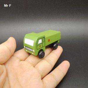Requintado De Madeira Móvel Modelo de Carro Brinquedos para Crianças Artesanato Decoração Veículo Criança Aprendizagem Educacional Ensino Prop Gadget
