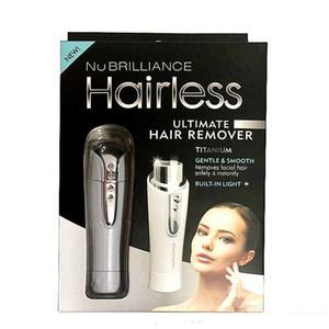 Hairless Portable Electric Epilator Lipstick Hair Remover для бритья для бритья