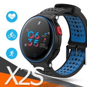 Tracéologique X2 plus intelligent Bracelet Moniteur de fréquence cardiaque Podomètre sommeil Tracker intelligent Band FitnessTracker pour smartphone Android