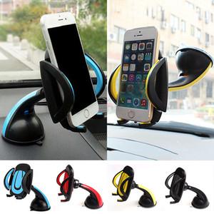 New Car 360' Suporte Universal do painel do pára-brisas de montagem para GPS PDA Celular DHL frete grátis