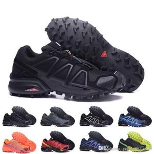 Salomon 2018 Nouveau Vente Chaude occasionnel Zapatillas salomon Speedcross 4 Femmes sneaker Chaussures sneaker nouvelle Marche Vitesse cross Femmes chaussures taille 36-46