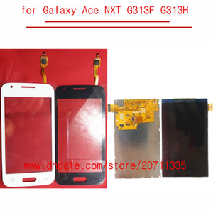 A quality For Samsung Galaxy Ace 4 G313F G313H LCD with Touch Screen Digitizer Front Galss Panel Lens
