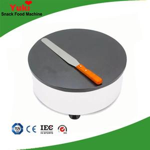 Crêpière électrique en acier inoxydable machine à crêpes commerciale Mini machine à crêpes machine à crêpes