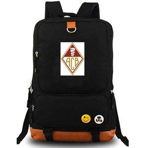 AC Bellinzona Zaino Stadio Comunale daypack ACB football club zainetto Calcio packsack Team zaino Laptop school bag Outdoor day pack