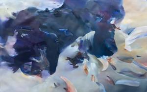 100٪ يدويا كبير جدار الفن الحديث وحة زيتية على قماش اللوحة جودة عالية مخصصة