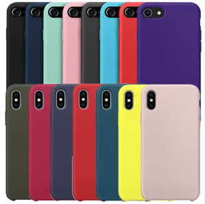 هل لديك LOGO الأصلي حالات سيليكون ل iPhone الجديد 11 برو 6 7 8 زائد السائل غطاء سيليكون القضية للحصول على X XR XS ماكس مع حزمة البيع بالتجزئة