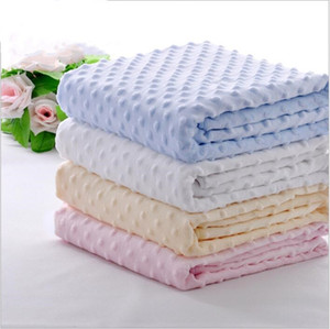 Baby Blankets Newborn Knit Winter Swaddles Kids Soft Bath Towels Fashion Wraps Nursery Bedding Swadding Parisarc Robes Quilt Photo Prop 3704