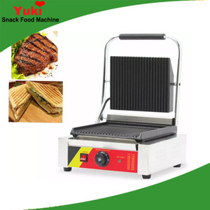 NP-589 mini panini parrilla panini prensa plancha eléctrica antiadherente panini sándwich fabricante desayuno eléctrico sándwich fabricante