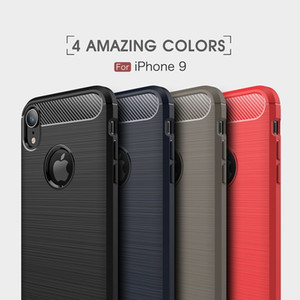 10PCS Cases For iphoneXS Max heavy duty shockproof armor cover for iphoneXR case soft TPU 2018 New Hote sale Free shipping