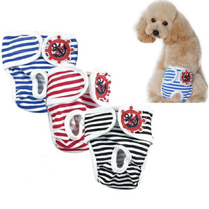 Pet Parents Premium Dog Pañales Cotton Durable Menstruation lavable Pantalones Fisiológicos Reutilizables Male Female Dog Pañales
