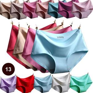 Heiße Qualität Sexy Unterwäsche Frauen Nahtlose Höschen Tanga Sexy Briefs Seide Calcinha Blankholding Komfort Höschen