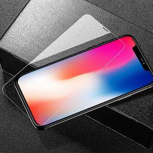 Için iphone 12 kılıf için Samsung A02S A02 A72 A52 için LG Stylo 7 Temperli Cam Ekran Koruyucu Perakende Ambalaj