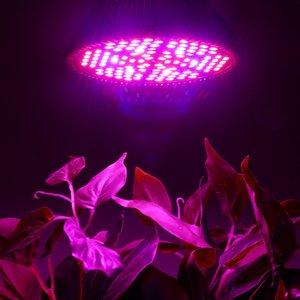 LED 24W PAR38 E27 LED Grow Ampoule pour plantes d'intérieur Lumière Jardin Serre hydroponique usine Full Spectrum Tension d'entrée CA 85-265V