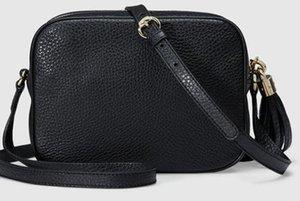 2019 классический женский натуральная кожа Портативный откидной створки ремешок с кисточками на одно плечо 308364 камера или сотовый телефон сумка для ключей