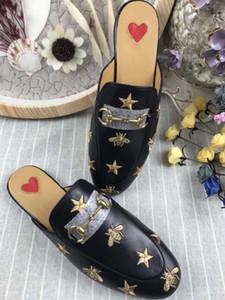 2021 New Women's Baotou Pantofole in pelle Soles a ferro di cavallo Dettagli Dimensioni 35-41, Consegna gratuita