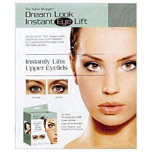 Новый выпущенный Dream Look мгновенный Eye Lift мгновенно поднимает верхние веки верхние веки салон Shoppe Eye Lift бесплатная DHL завод 300 пар