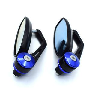 Для мотоцикл аксессуары зеркала заднего вида бар конец зеркало заднего вида retroviseur мото Гвидон для BMW К1200Ѕ S1000R S1000RR Бенелли НР4 TNT600